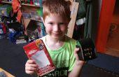 Kierans coin : Construire une porte deck Yu-Gi-Oh cartes en cuir en moins de 2 heures