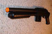 Faire un fusil de chasse réaliste prop du pistolet airsoft