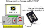 MiniLab 1008 et LabVIEW