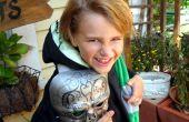 Drago Malefoy - Mangemort (robe enfants, masque, foulard et autres trucs de Harry Potter)