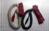 Réutilisation de cordon de téléphone DIY comme ESD anti statique dragonne