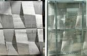 Architecture In The Making : Studio H2O Facade Prototype