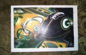 Comment dessiner mon Green Bay Packer dessin