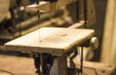 Le Sewingmachine Scrollsaw
