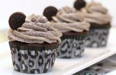 Mort de Cupcakes Oreo