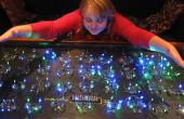 Analog LED Table