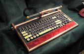 Steampunk Keyboard de Miss Betsy