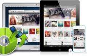 Comment convertir iTunes films en DVD sur Windows