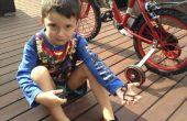 Fixer une lumière Bike Mount avec Sugru