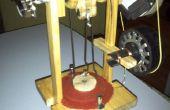 Génération d'un moteur Stirling faible coût pour la production d'énergie