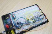 Arduino 8 x 8 Matrix LED jeu