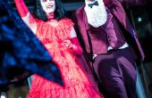 Beetlejuice : Robe de Lydia de mariage
