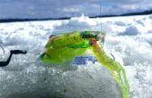 Gréement en plastique souple avec Jigs