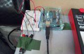 Synthétiseur numérique VRA8-P pour Arduino Uno