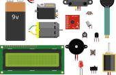 Arduino : Comment connecter les capteurs et éléments communs