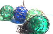 Comment faire des flotteurs de verre (différentes couleurs)