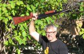 Double Barrel Shotgun de bande élastique