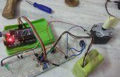 Bi polaire commande de moteur L293D et Arduino