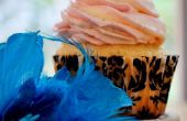 Cupcakes princesse fée vanille