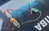 Magnétique batterie