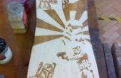 Star Wars Longboard
