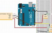 Didacticiel de base Arduino Bluetooth Control