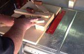Comment faire une boule de scie à ruban