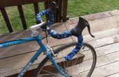 Comment faire pour leviers de frein vélo changement Road-Style
