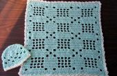 Little Baby Filet au Crochet Set