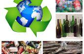 Comment faire pour démarrer un programme de recyclage dans votre maison