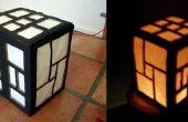 Lampe japonaise de Style