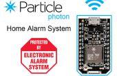 Système d'alarme maison Photon particule