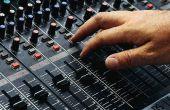 Comment faire une table d'harmonie analogique