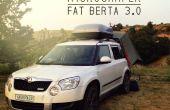 SUV MicroCamper - grosse Berta 3.0