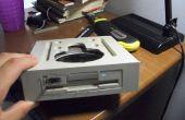 Notebox de lecteur de disquette