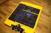 Construction d'une voiture solaire actionné R/C