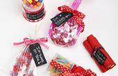 Vidéo : Valentin artisanat pour les enfants