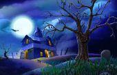 Sur un budget de décoration pour Halloween