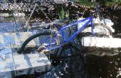 Le vélo amphibie