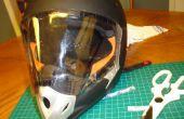 Créer une Simple visière pour casques intégraux votre autrement Visorless