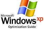 Le Guide d'optimisation de Windows XP