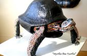 Le making of « Myrtle la tortue »