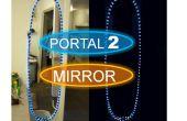 Miroir inspiré gratuit « Portal 2 »