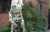 Papercraft échelle 1:1 Star Wars Battle Droid.