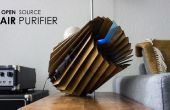 Purificateur d'AIR d'OPEN SOURCE