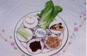 Comment faire un succès de Pâque Seder