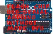 Puce de mémoire flash USB-Serial Arduino sans DFU