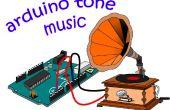 Arduino ton musique