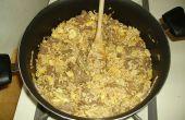 (Insérer ici la viande) Riz frit