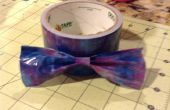 BRICOLAGE Duct Tape Bow !
